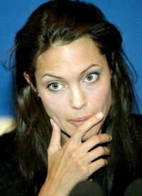 Angelina Jolie, fără machiaj 6