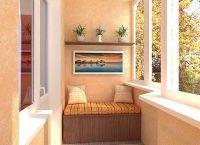 Интересные идеи отделки балконы3
