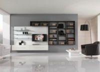 Белая мебель для гостиной11