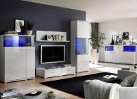 Белая мебель для гостиной3