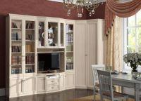 Белая мебель для гостиной4