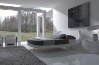 Белая мебель для спальни 9