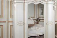 Белая мебель для спальни 2