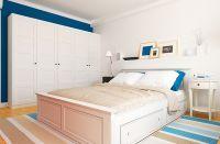 Белая мебель для спальни 5