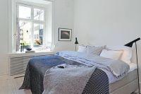 Белая мебель для спальни 6