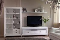 Белая мебель в интерьере1