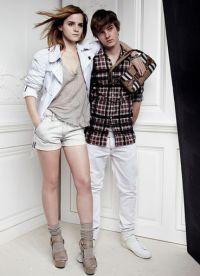 Эмма и Алекс Уотсон