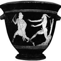 Бог плодородия у греков