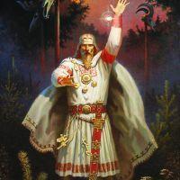 Бог славян велес