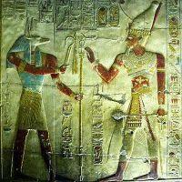Бог земли в древнем египте