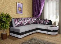 угловой большой диван13