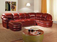 угловой большой диван8