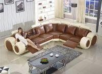 угловой большой диван9