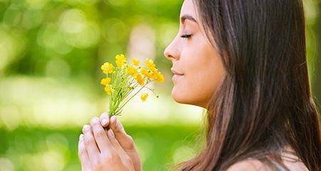 Боремся со стрессом: запахи-антидепрессанты