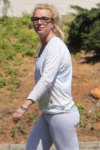 Britney Spears fara machiaj 1