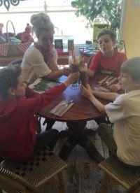 Бритни много времени проводит со своими мальчиками и их друзьями