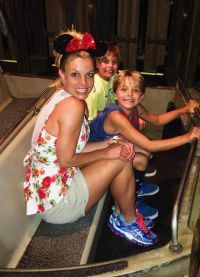 Бритни Спирс в третий раз станет мамой - СМИ