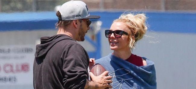 Бритни Спирс просит экс-супруга стать донором для ЭКО