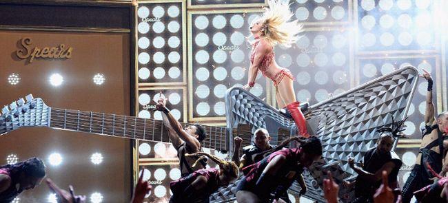 Бритни Спирс стала звездой премии Billboard Music Awards-2016