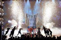 Бритни Спирс устроила настоящую феерию на сцене