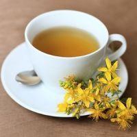 чем полезен чай из зверобоя