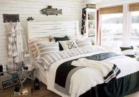 спальня в черно белых тонах 1
