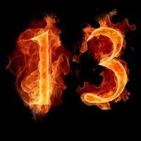 Число 13 в нумерологии