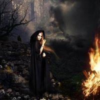 Чёрная магия - заклинания на врага