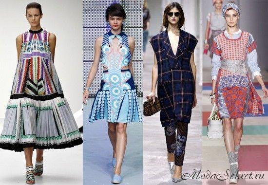 Что модно летом 2016?