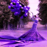 Что означает фиолетовый цвет?