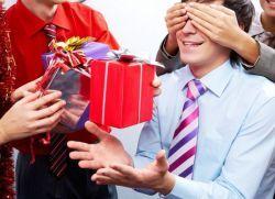 Что подарить мужчине на юбилей