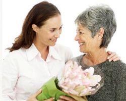 Какие цветы подарить свекрови