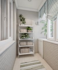Декор балкона1