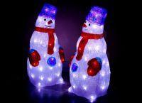 декоративные новогодние светильники2