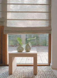 Декоративные шторы на дверной проем9