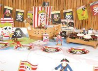День рождения в пиратском стиле2