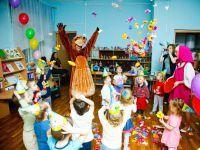 День рождения в стиле «Маша и Медведь»2