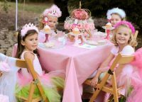День рождения в стиле принцессы1