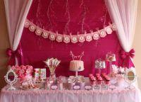 День рождения в стиле принцессы4