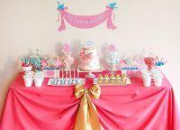 День рождения в стиле принцессы5