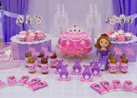 День рождения в стиле принцессы8