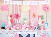День рождения в стиле принцессы9