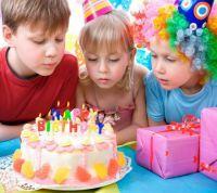 День рождения в стиле Робокар Поли