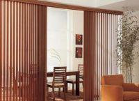 Деревянные шторы1