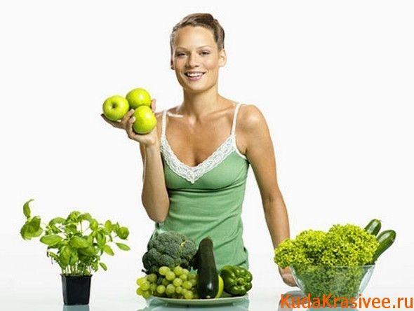 Детокс диета: очищаем организм за 3 дня