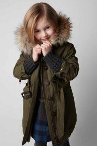 куртка парка детская 1