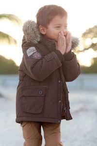 куртка парка детская 3