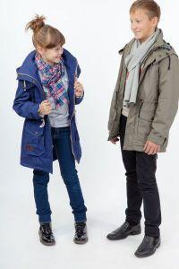 куртка парка детская 4