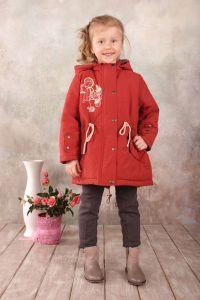 куртка парка детская 5