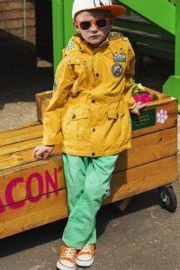 куртка парка детская 6